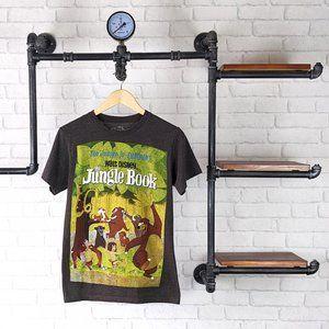Disney The Jungle Book Mowgli & Baloo Graphic Tee